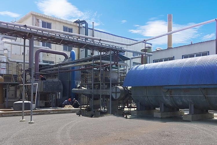 生产装置-焚硫系统