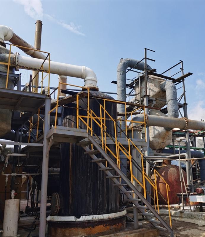 生产装置-换热系统