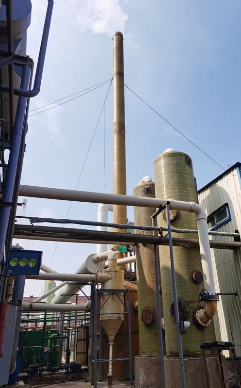 生产装置-吸收系统