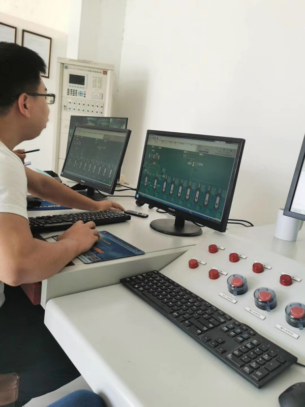 生产装置-DCS控制